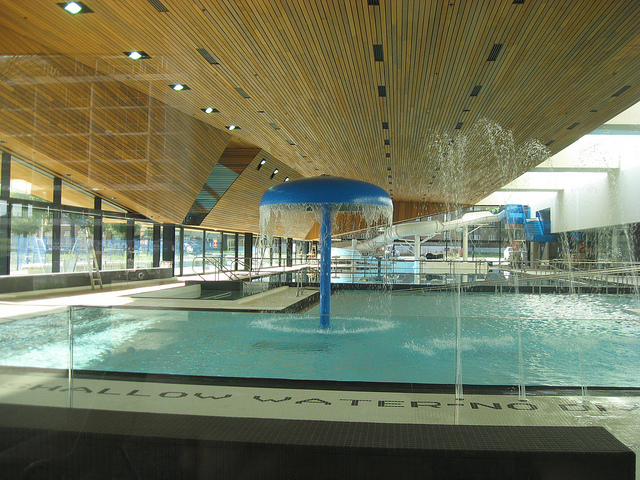 Regent Park Aquatic Centre Kids In T O