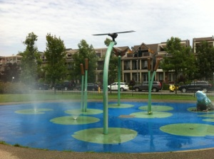 Woodbine Splash Pad