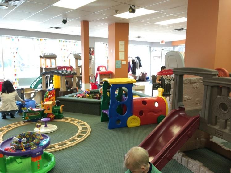 Monkey Magoo Indoor Playground