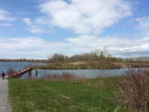 The Spit Bridge