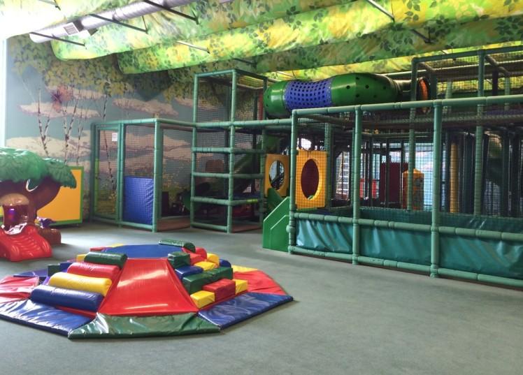 Playground Paradise Toronto
