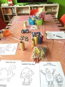 Sago Sago Playtesting Crafts