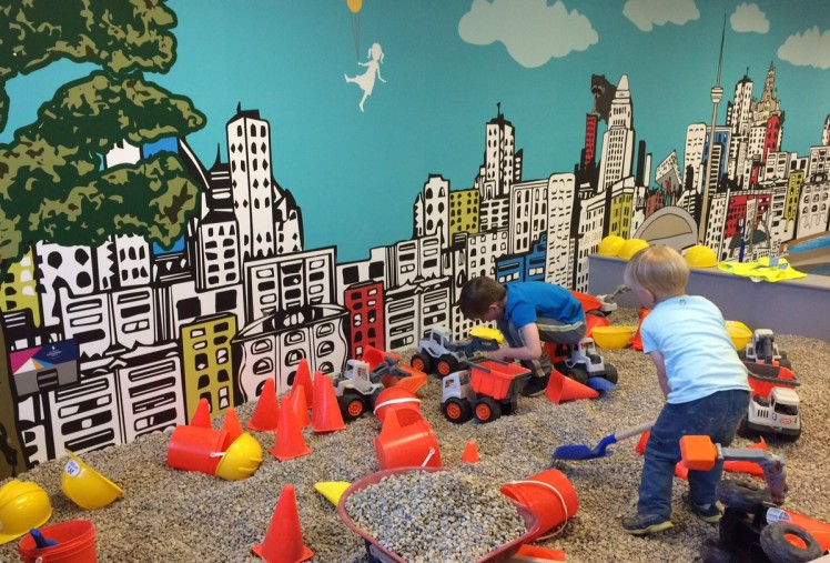 Children Discovery Centre Toronto