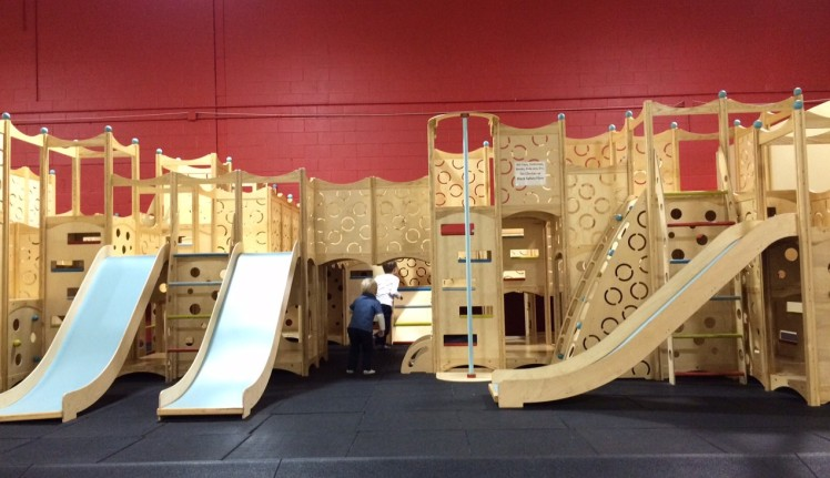 Indoor Playground All for Fun Toronto