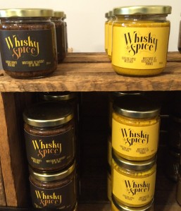 Mustards by Whisky Spice