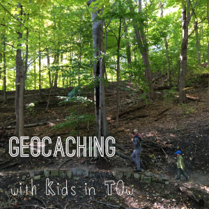 GeocachingwithKids