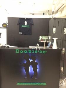 DoubleOO entrance