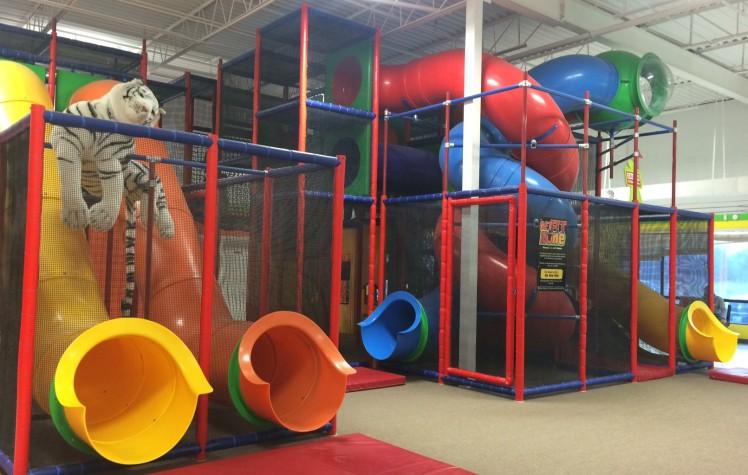 JustforFun Toronto Indoor Playground