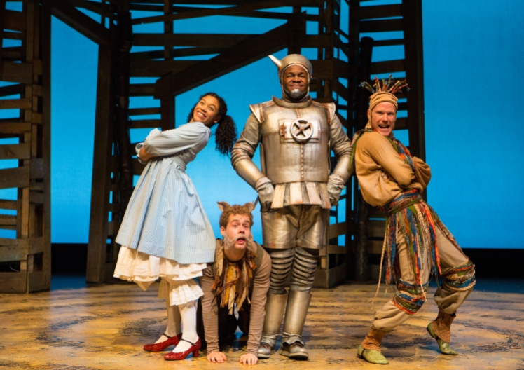 Young People's Theatre Wizard of Oz
