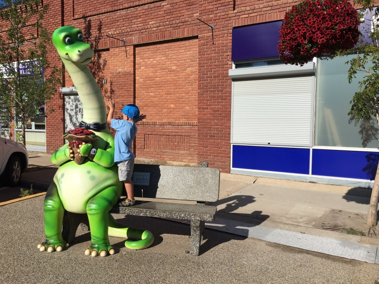 DinosDrumheller