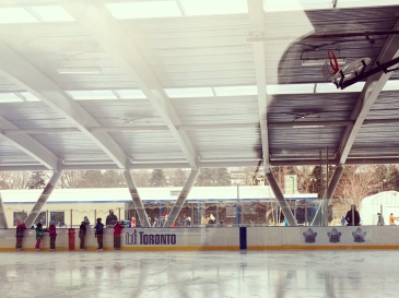Skating for Kids in Toronto