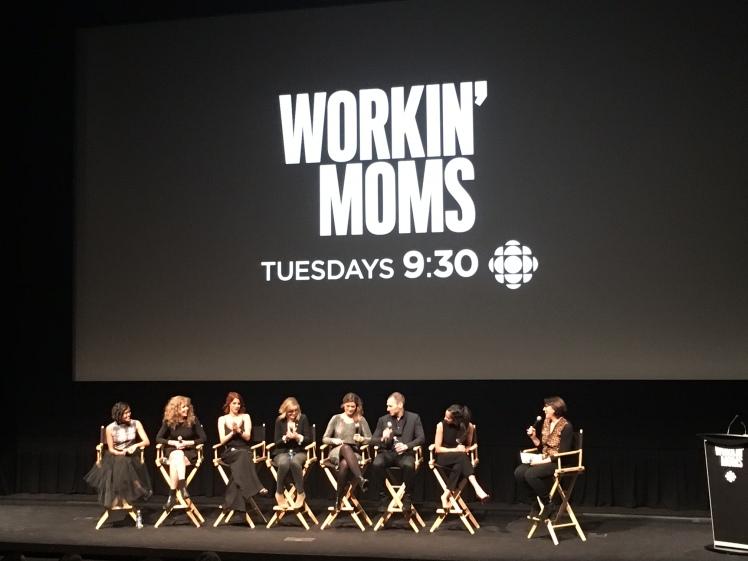 Workin Moms CBC