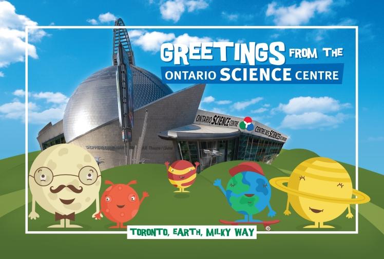 Ontario Science Centre Membership